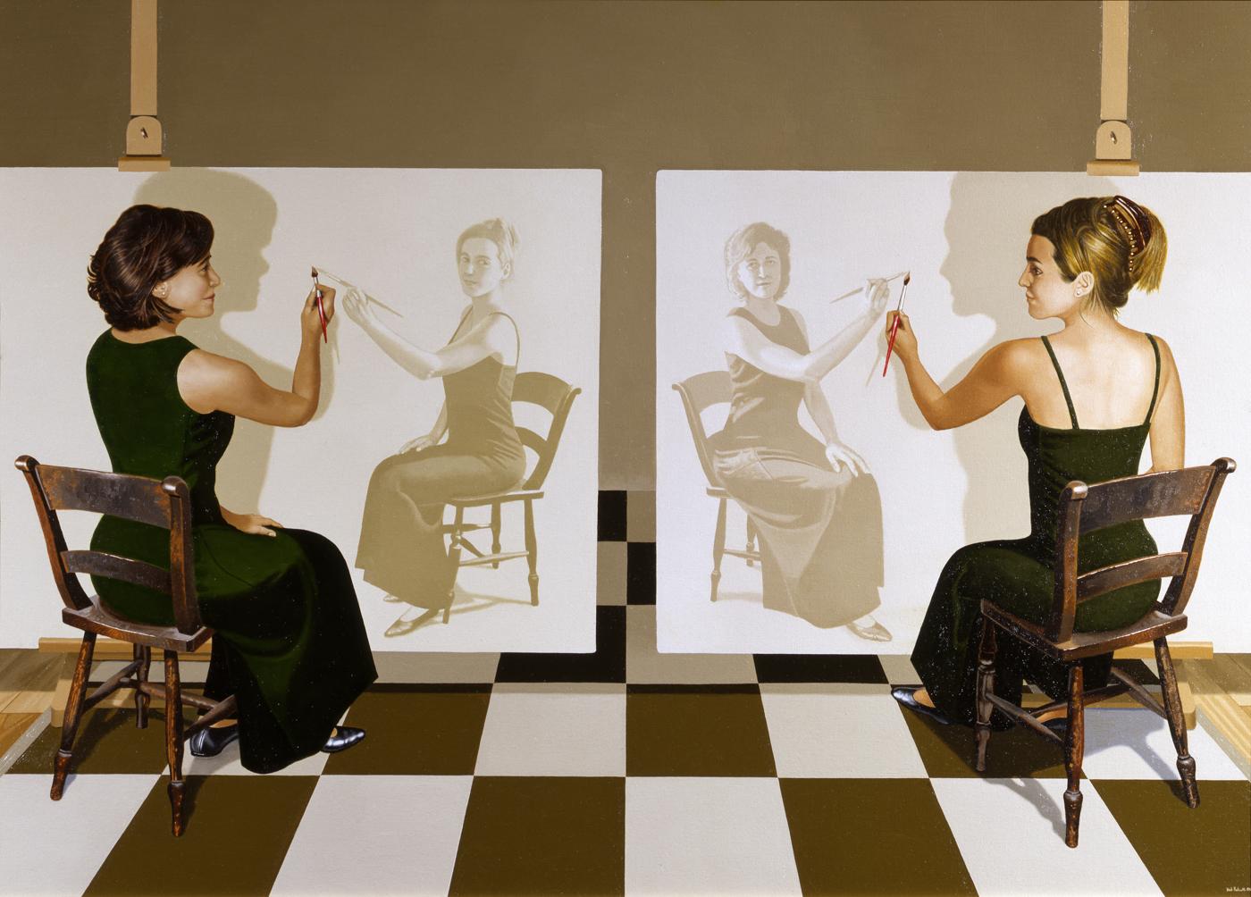 Checkmate, Still Life Print