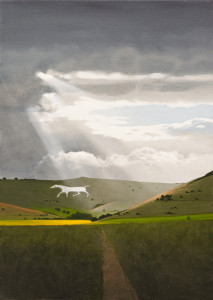 Alton Barnes Horse