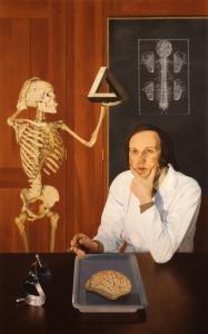 Neurology-Portrait of the Anatomist