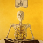 Osteology-Portrait of the Artist