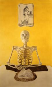 Osteology-Portrait of the Artist