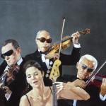 Strange Quartet