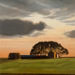 Littleton Wood Barns - Autumn