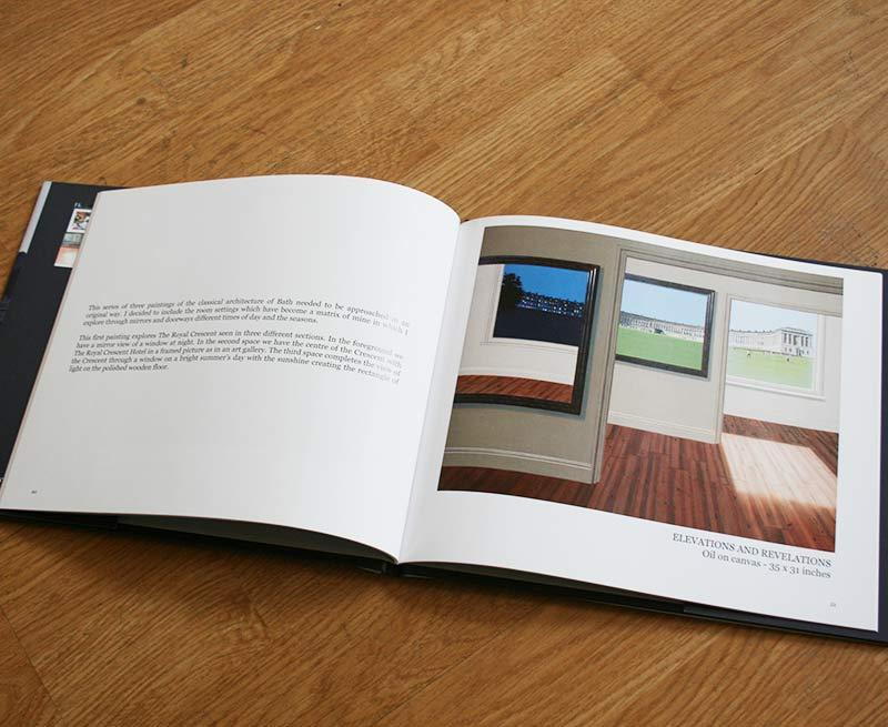 Bath Landscapes - inside page