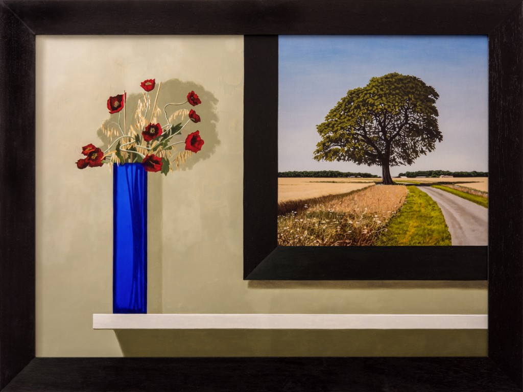 June Exhibition – Frame Within A Frame   Nick Cudworth