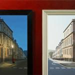 T-Junction, Landscape Print