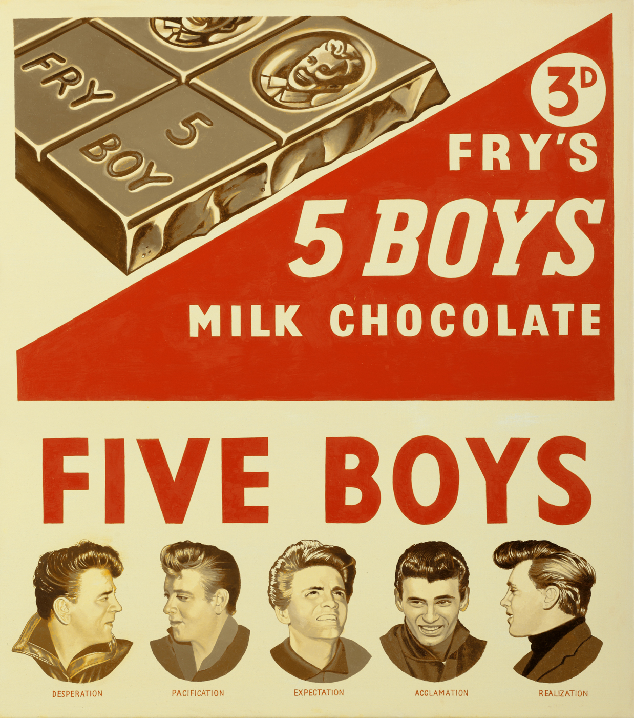 Five Boys Rock And Roll