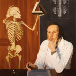 Neurology-Portrait of the Anatomist