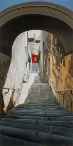 Down Walcot Steps