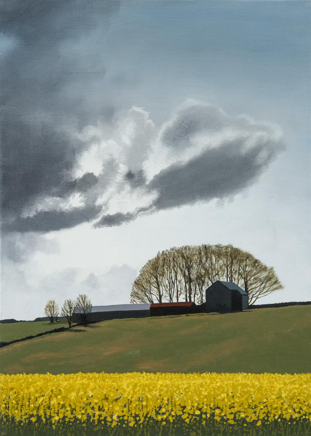 Littleton Wood Barns - Spring
