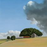 Littleton Wood Barns - Summer