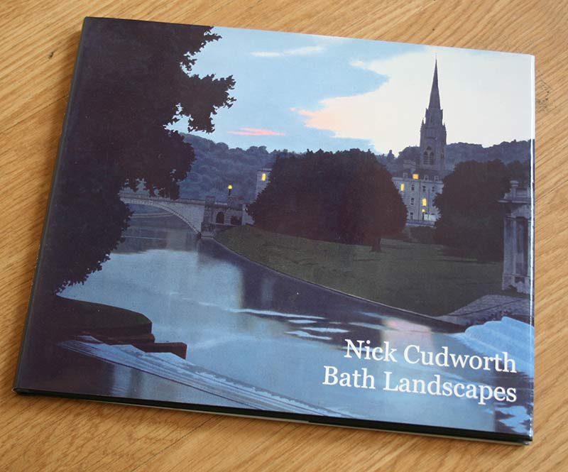 Bath Landscapes book cover