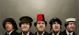 Tommy Cooper - Making a Face