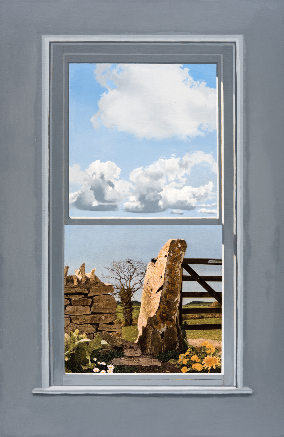Spring Window – April Stile